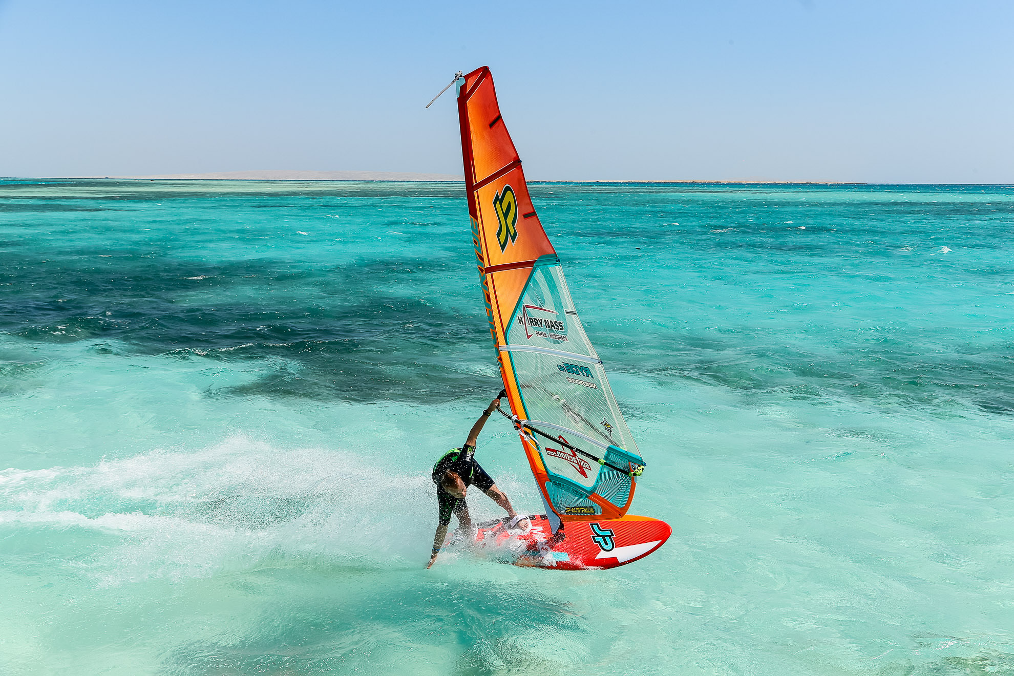 Harry Nass Windsurf & Kite Centres Dahab + Hurghada Egypt