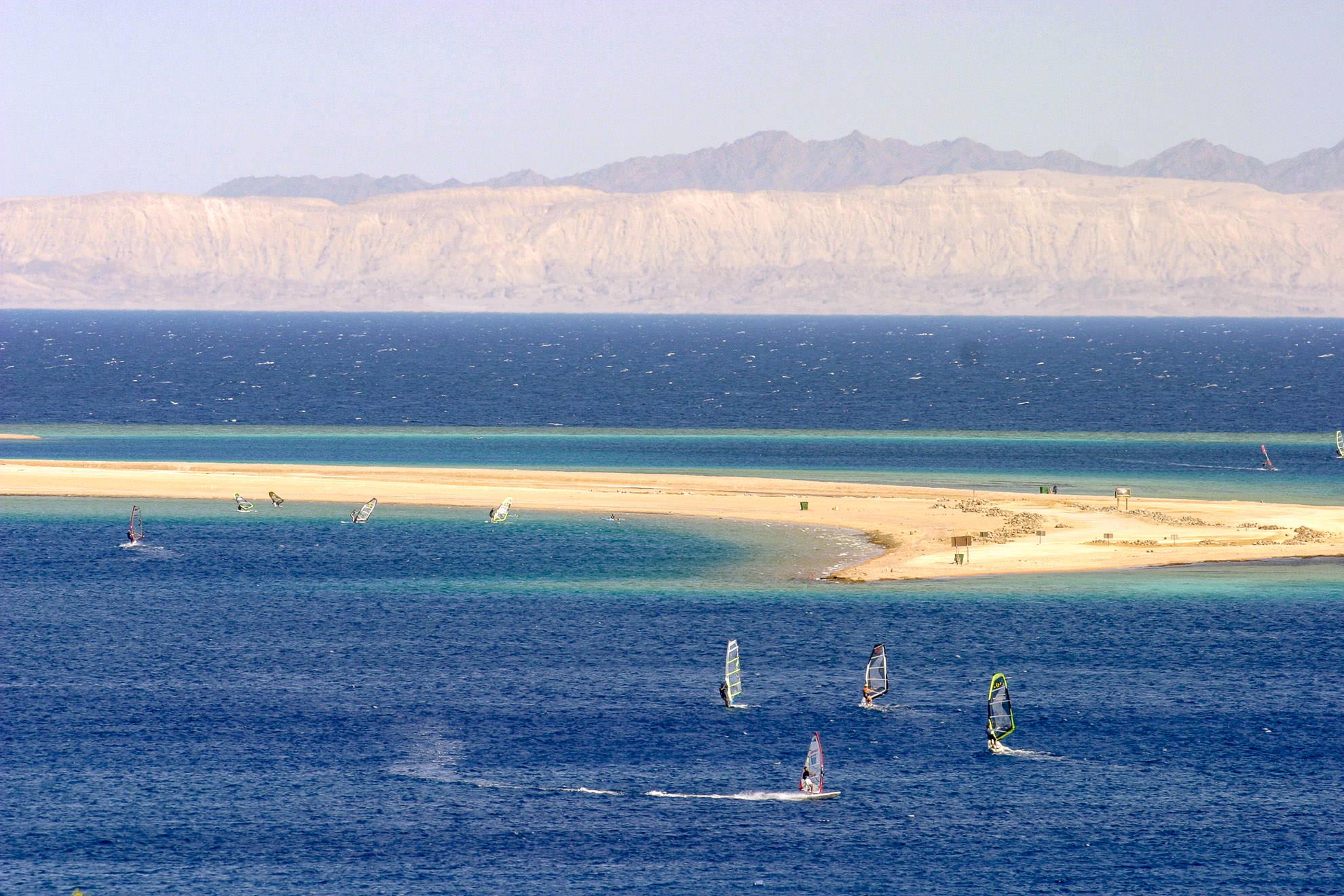 Windsurfing Egypt